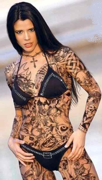 Full body tattoo pics