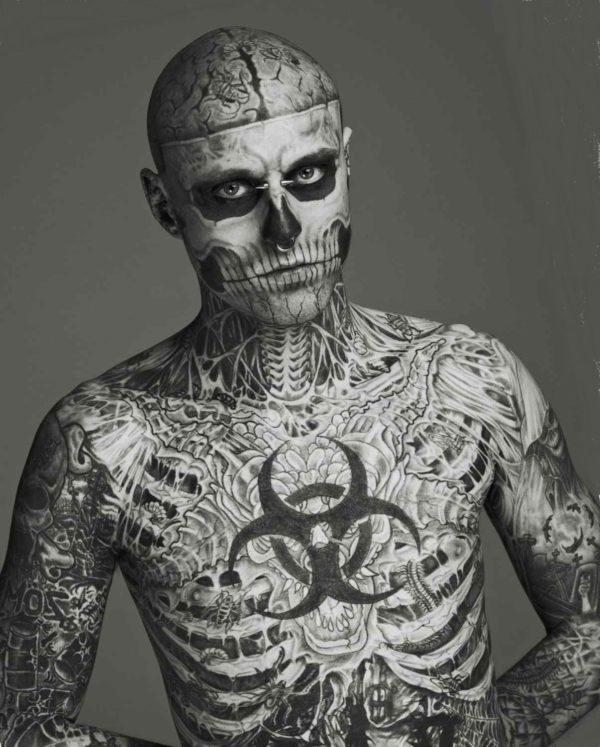 Whole body tattoos pics