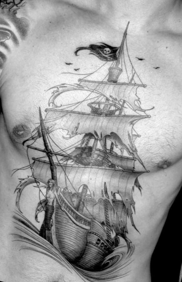 Ship tattoo meanings