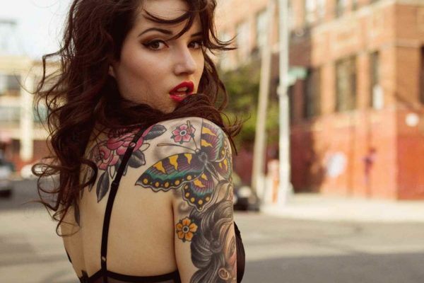 Meaningful tattoos for women