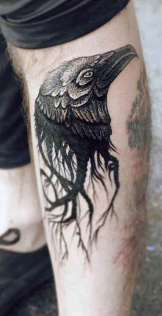 Tattoo designs for men legs
