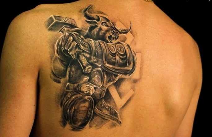 Bull Tattoo Tattoo Designs Ideas For Man And Woman