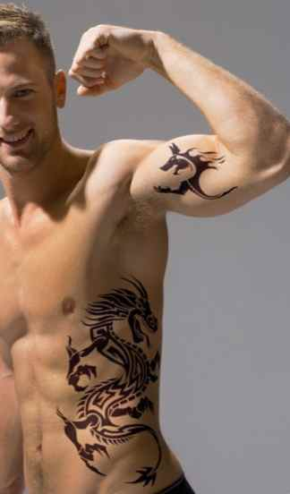 Tattoo for men on arm