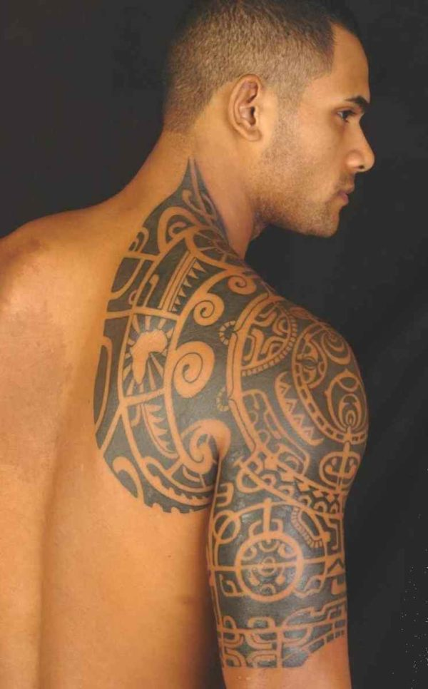 Tattoo ideas for men pec