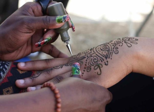 Henna tattoo designs and supplies