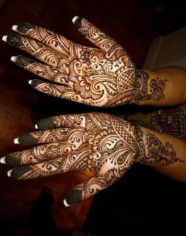 Henna tattoo designs arabic