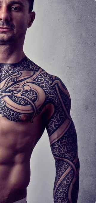 Tattoo sleeve ideas black and grey