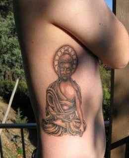 Buddha eyes tattoo symbol meaning