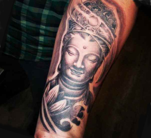 Buddha tattoo meaning
