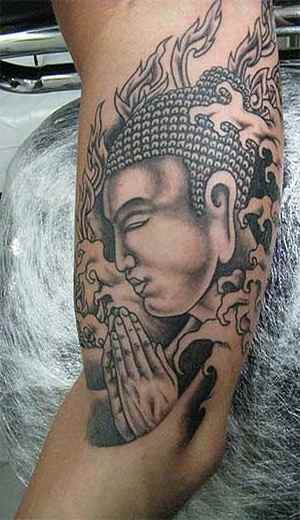 Buddha Tattoos and their meanings