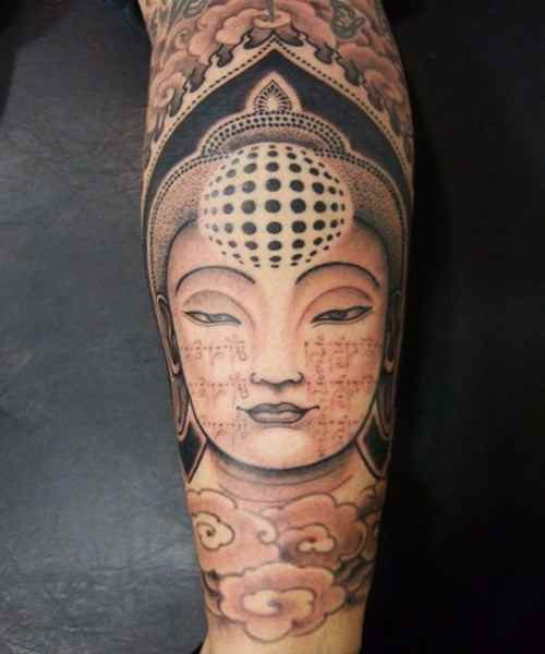 Buddhist tattoo and their meanings