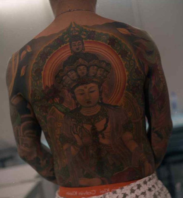 Buddhist tattoos meanings