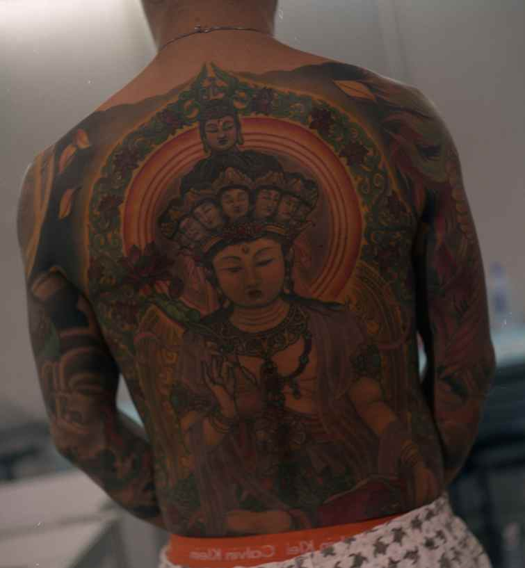Buddhist Symbols And Meanings For Tattoos Buddha Tattoos Meaning...