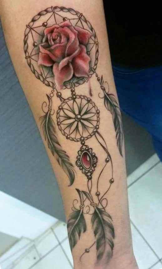 Dreamcatcher Tattoo Meaning Symbolism Tattoo Designs Ideas For Man