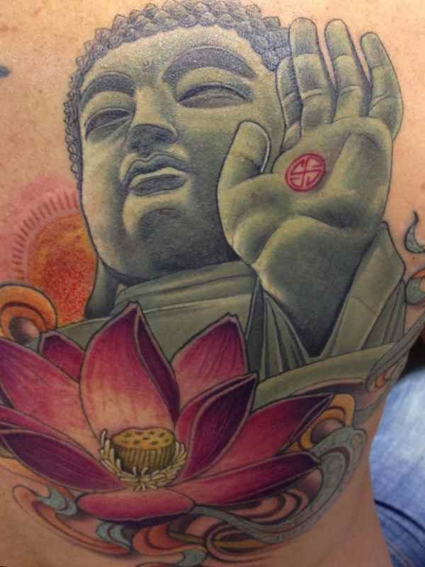 Japanese Buddha tattoo meaning