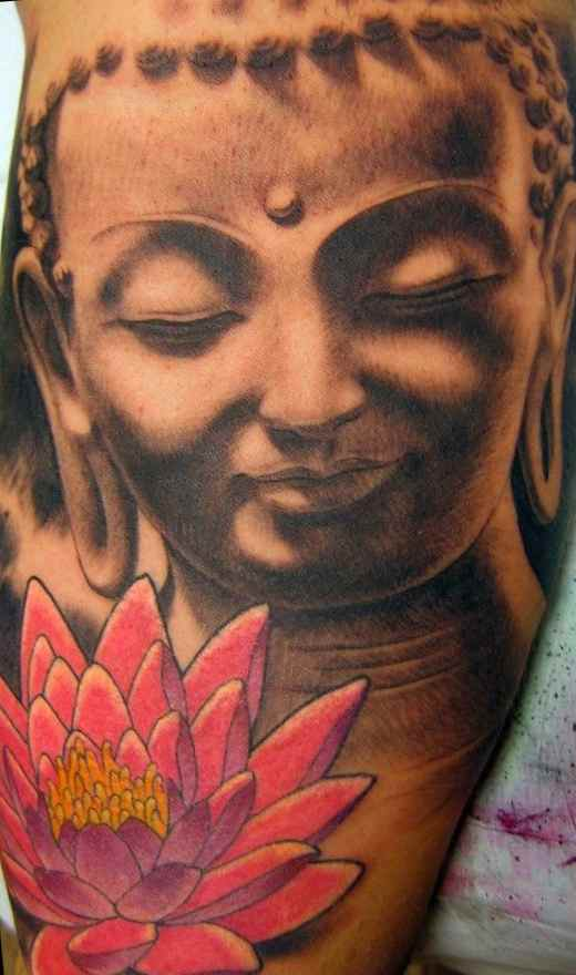 Thai Buddha tattoo meaning