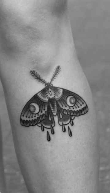 Vintage butterfly tattoo designs