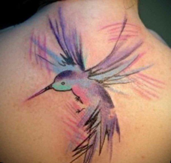 Hummingbird cool tattoo