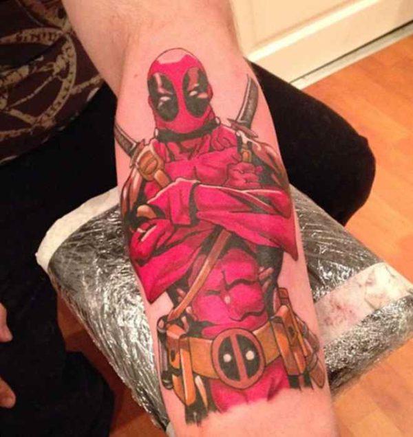 Tattoos nerds