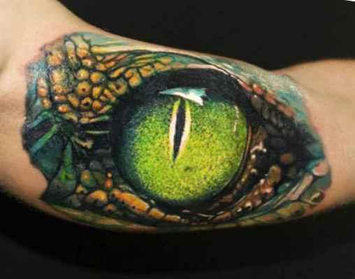 Sick tattoo idea eyes
