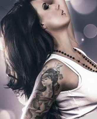 Sick tattoo idea for shoulder