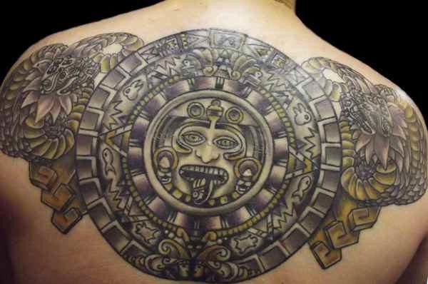 Myan Tribal Tattoos