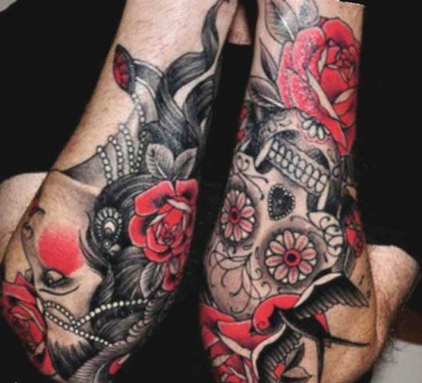 Tattoo for men sleeves