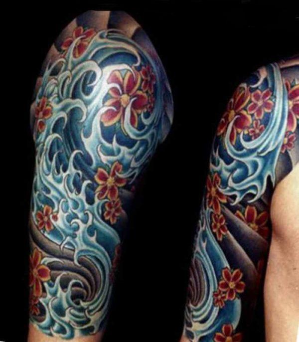 Tattoo idea for men words