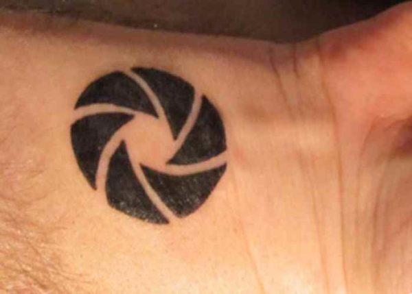 Small tattoo for men