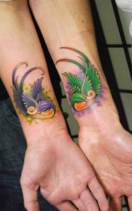 Tattoo ideas for couples