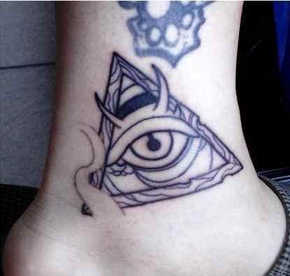 God Eye Tattoo