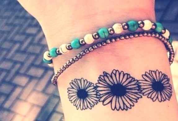 Cute simple meaningful tattoo