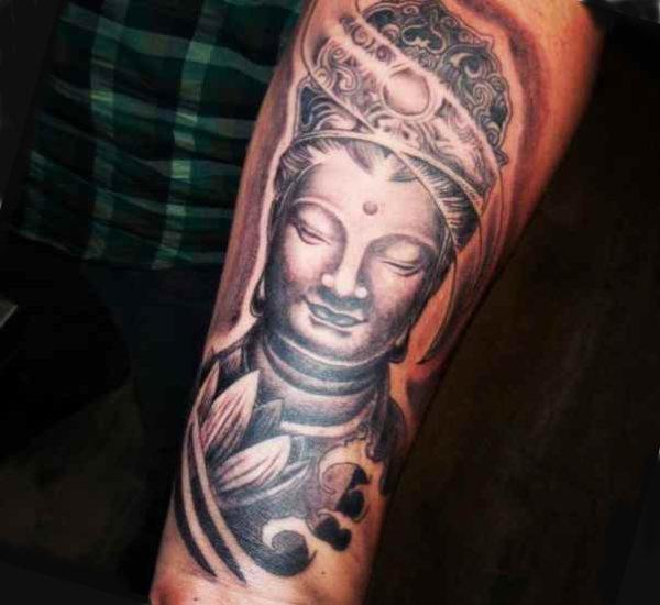 Buddha tattoo meaning