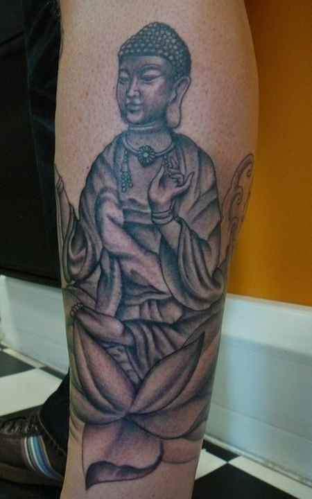 Buddha tattoo symbol meaning