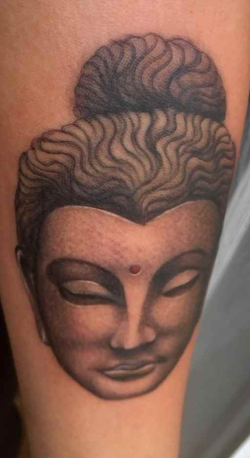 Hands of Buddha tattoo meaning