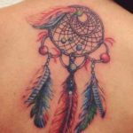 Very beautiful girl tattoo