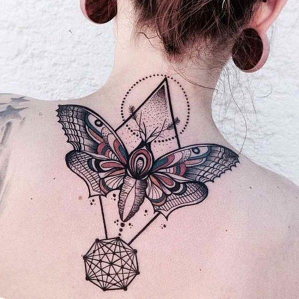 Free butterfly tattoo